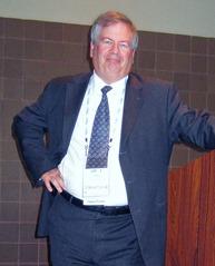 Chris Vandersluis, presenting at the 2013 PMI Global Congress in New Orleans