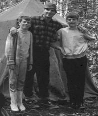 Chris Vandersluis Prospecting at 12